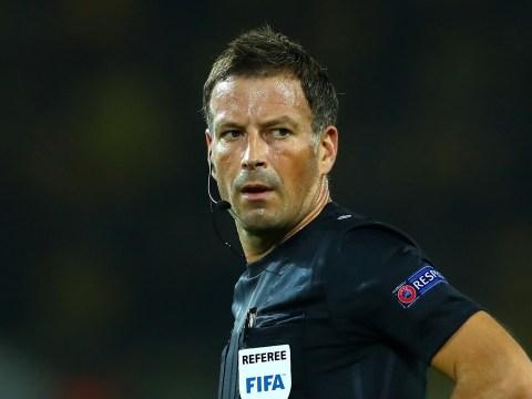 Mark Clattenburg breaks silence over Chinese Super League transfer