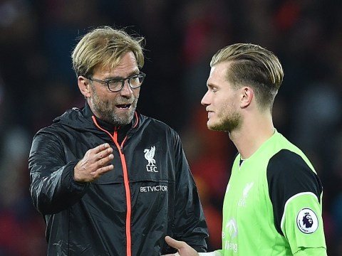 Arsenal goalkeeping legend Jens Lehmann believes Jurgen Klopp cannot axe Loris Karius
