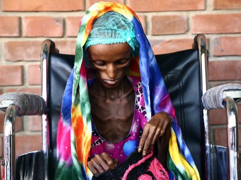 Seven million people are now starving to death in Yemen