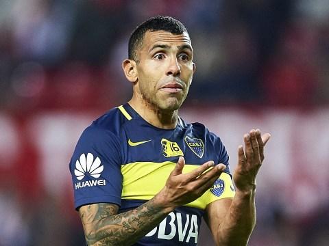 Shanghai Shenhua claim 'breakthrough' in transfer deal for Carlos Tevez