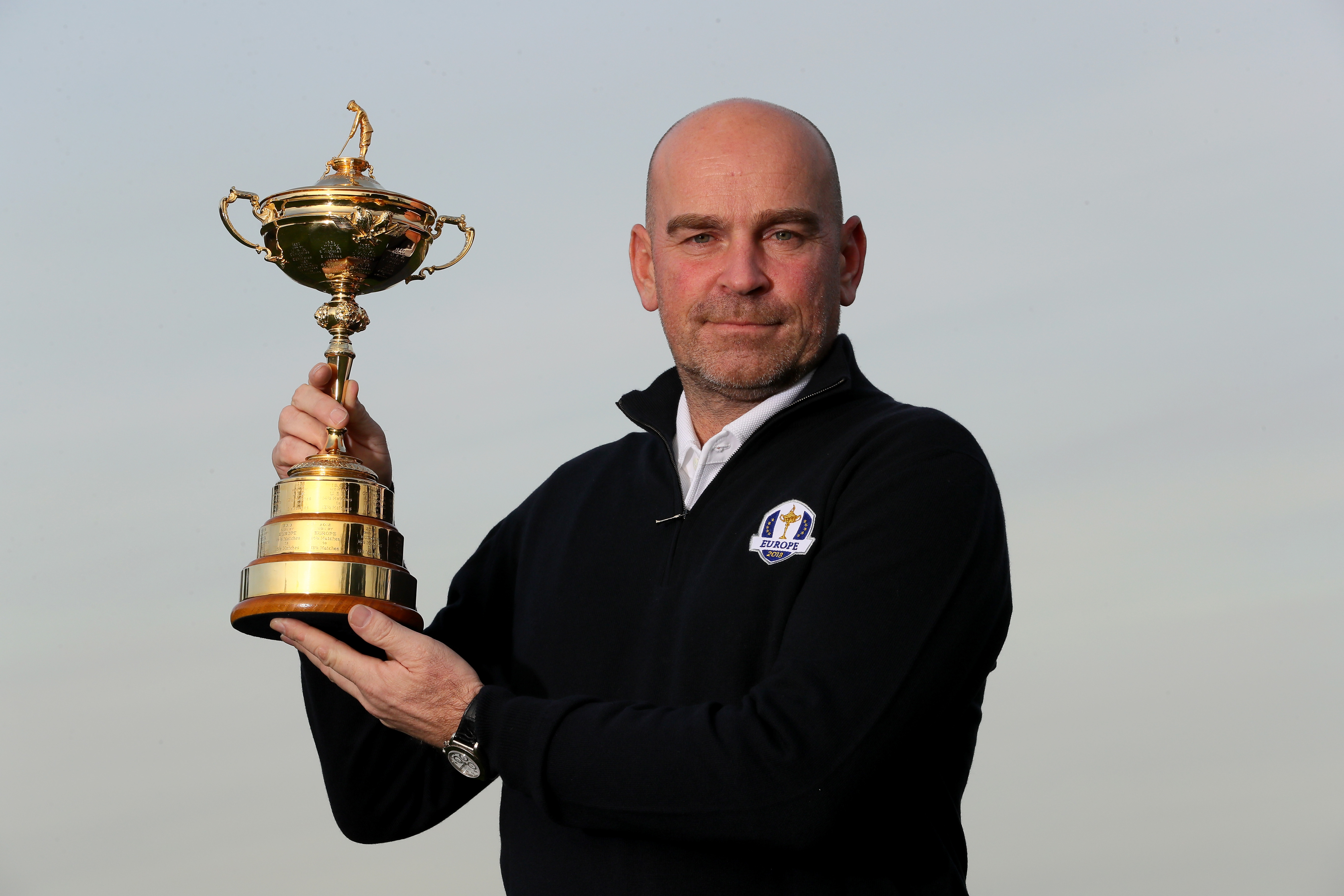 Thomas Bjorn to captain Europe at Ryder Cup in 2018