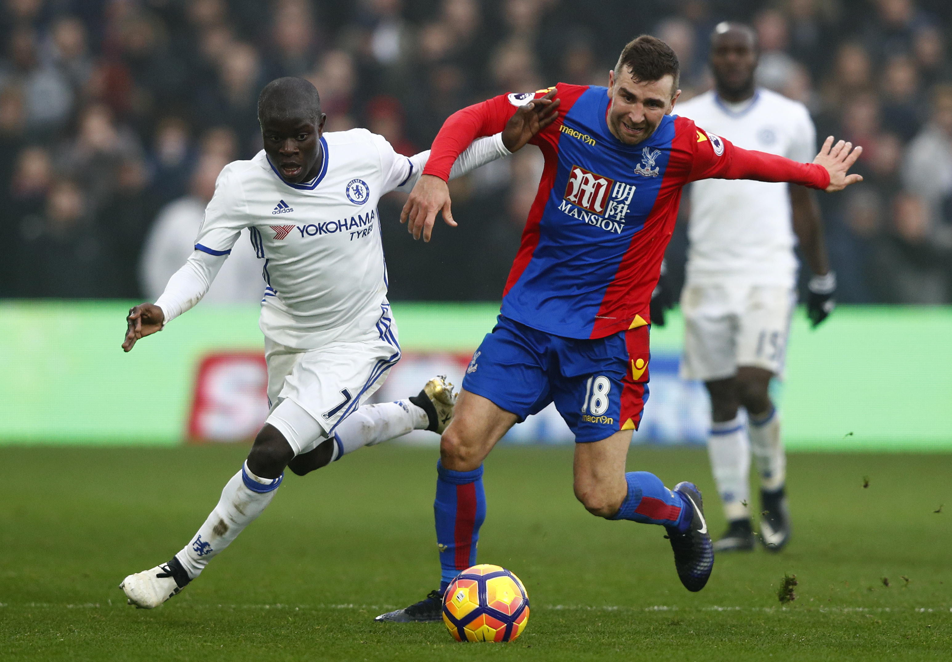 Alan Pardew singles out N'Golo Kante after Chelsea's victory over Crystal Palace