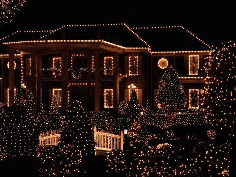 Save money with these energy-efficient Christmas lights
