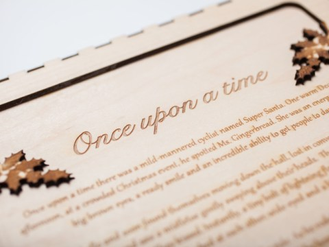 This guy created a book of fairy tales to propose to his girlfriend and it's magical