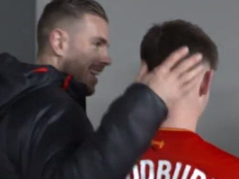 Jordan Henderson shows class with his two standout moments for Liverpool this season