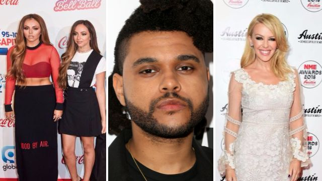 Little Mix, The Weeknd and Kylie all confirmed for The X Factor final weekend