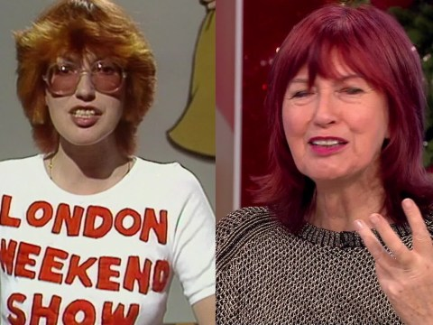 Loose Women marks Janet Street-Porter's birthday with throwback footage of her from the 70s