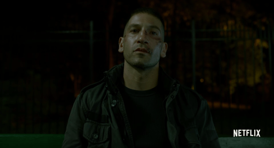 Jon Bernthal as The Punisher in Daredevil