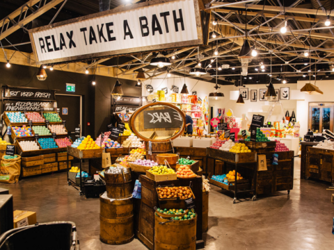 The Lush website has crashed on Boxing Day for 3rd year in a row and people can't handle it