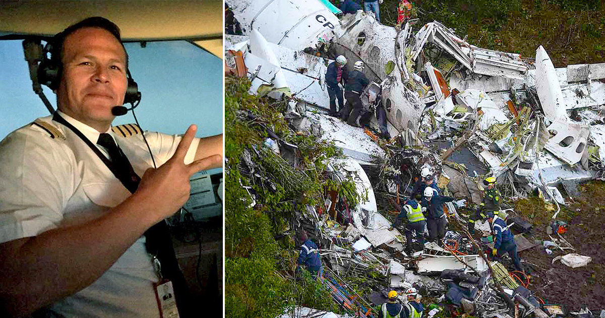Bolivia's defence minister accuses Chapecoense plane crash pilot of 'murder'