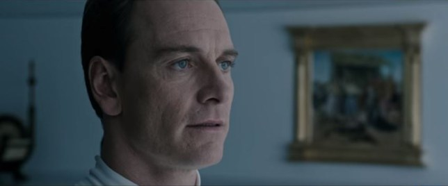 Michael Fassbender returns in Alien: Covenant (Picture: 20th Century Fox)
