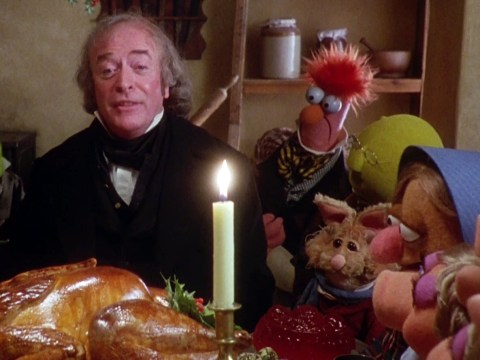 Ever seen this super sad deleted scene from The Muppet Christmas Carol where Michael Caine sings and cries?