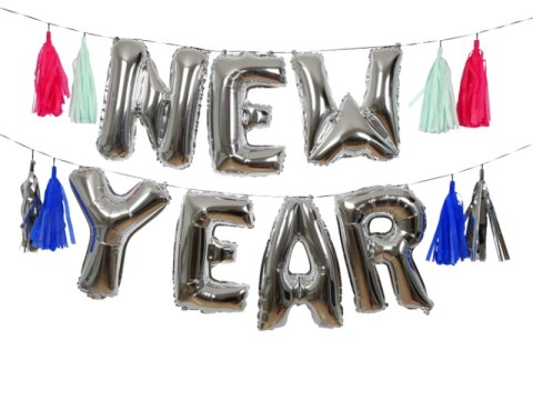 All the decorations you need for your New Year's Eve party and where to get them
