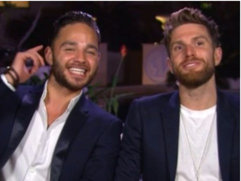 I'm A Celebrity's Adam Thomas appeared drunk as a skunk during his post-jungle This Morning interview
