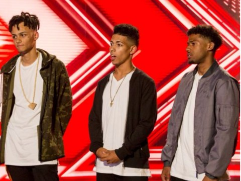 5 After Midnight singer Kieran Alleyne from The X Factor is petrified of becoming a dad at 21