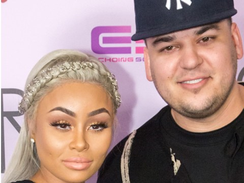 'I'm done!': Blac Chyna blasts 'pathetic' Rob Kardashian as he moans about her leaving him on Snapchat