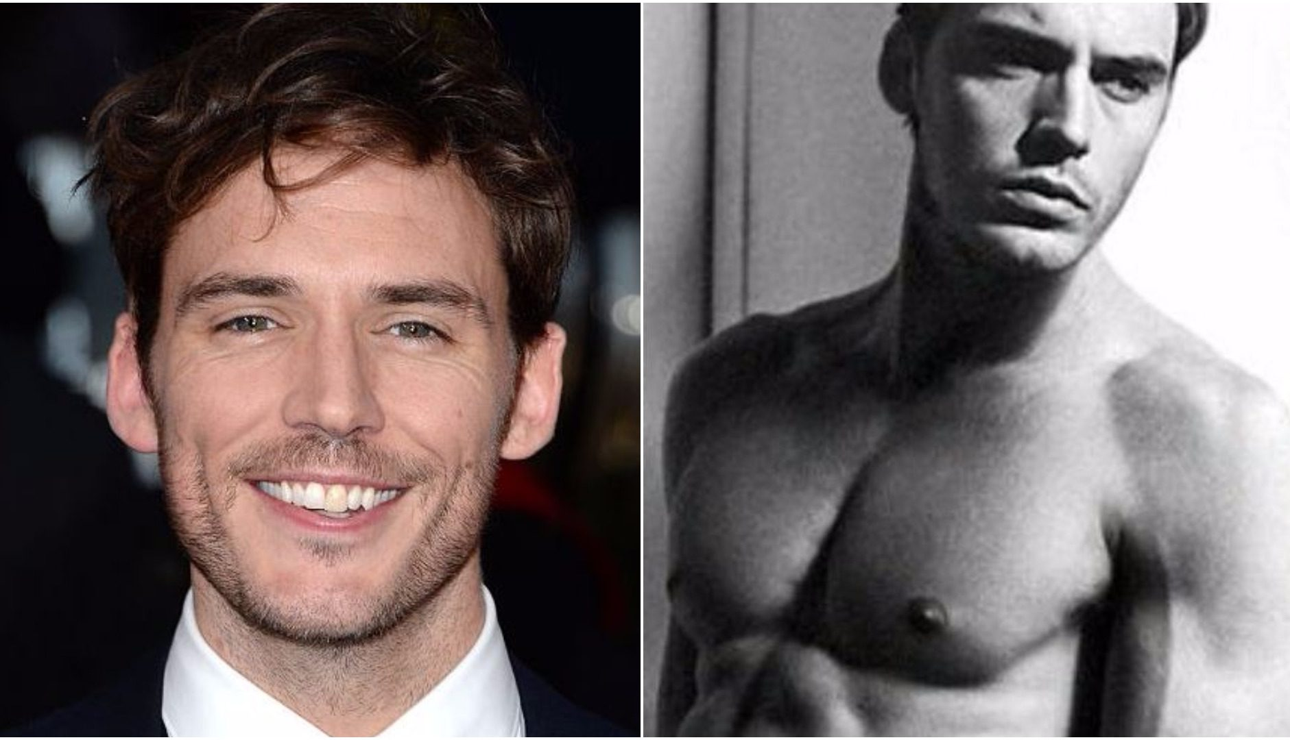 Check out Sam Claflin 'lookalike' who's been making the actor feel inadequate 'for years'