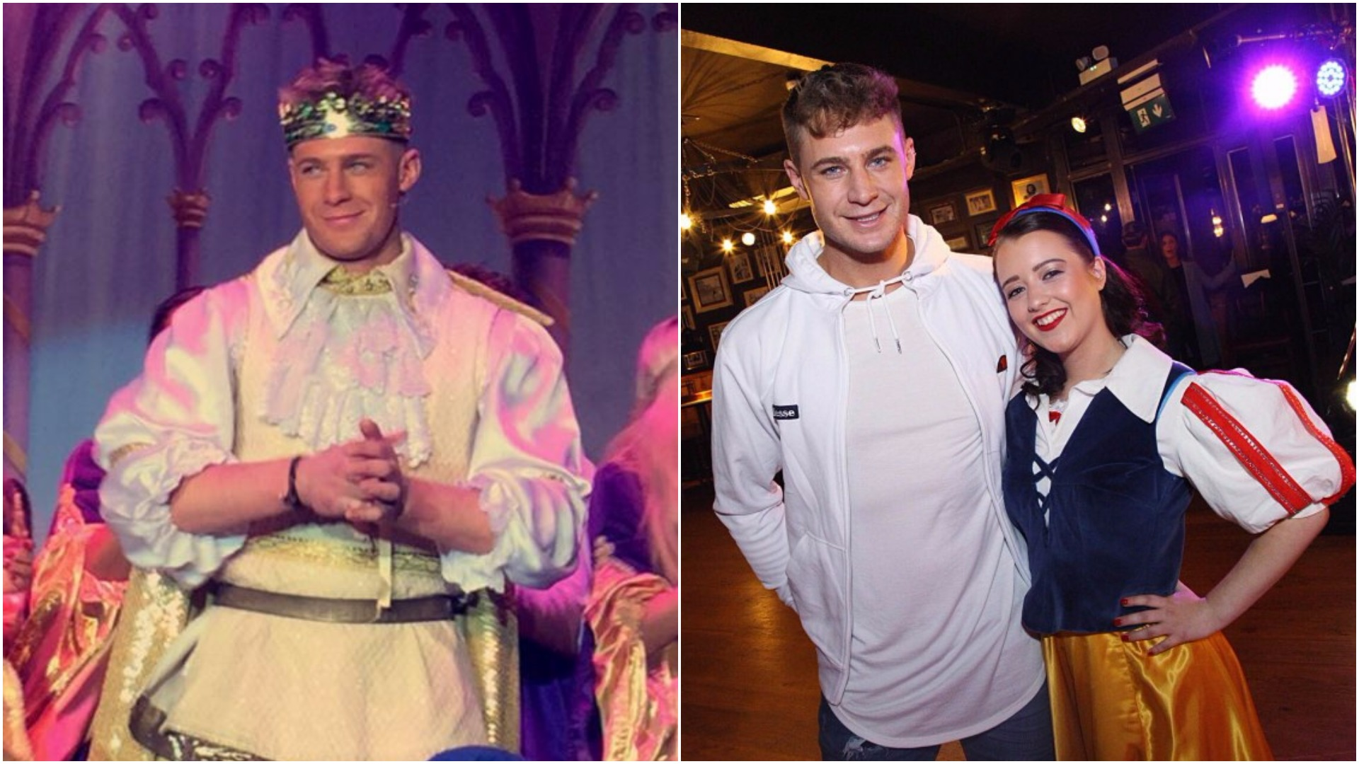 That Leeds panto Scotty T was starring in has been cancelled completely after he moaned about pay