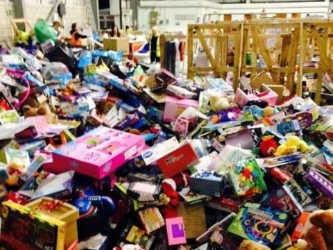 Rio Ferdinand donates £500,000 of toys to needy children for Christmas