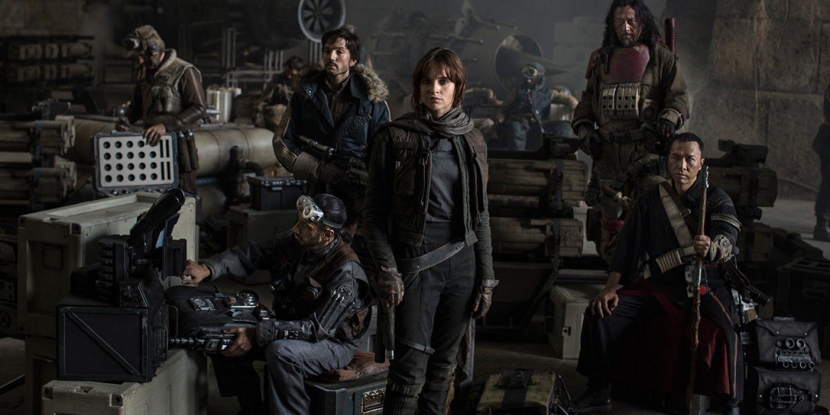 Disney boss rejects 'silly' claims Rogue One: A Star Wars story is a 'political' film