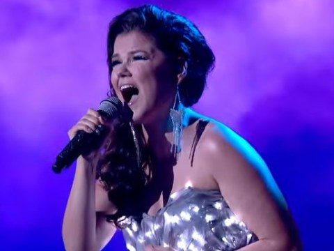 Saara Aalto tipped to win The X Factor following 'sensational' performance of Sia's Chandelier