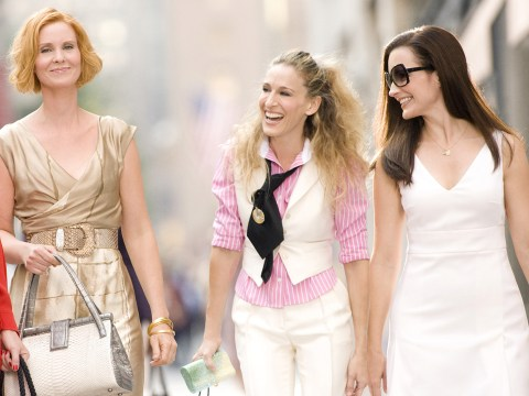 Sex And The City 3 'confirmed with all four female leads'