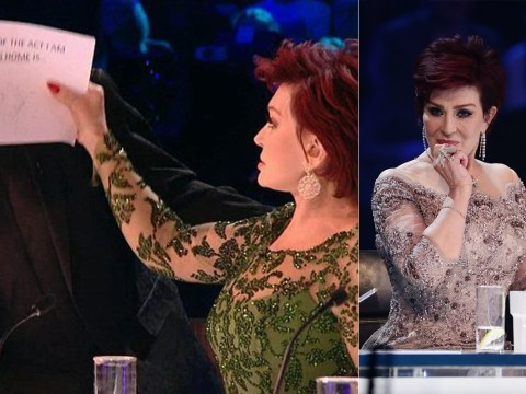 Sharon Osbourne slams allegations of fixing The X Factor: 'I've never had a cue card in my life'