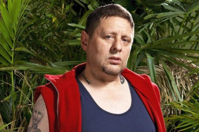 Shaun Ryder appeared on I'm A Celebrity back in 2010 (Picture: ITV)