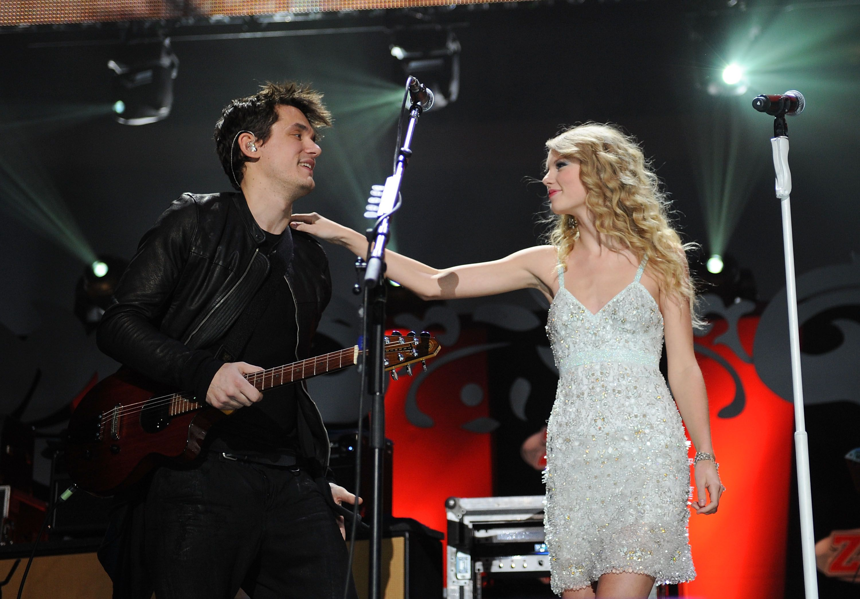 No, John Mayer did not throw shade at Taylor Swift on her birthday