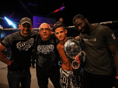 BAMMA's Tom Duquesnoy reveals he has offers from the UFC and Bellator ahead of Alan Philpott fight