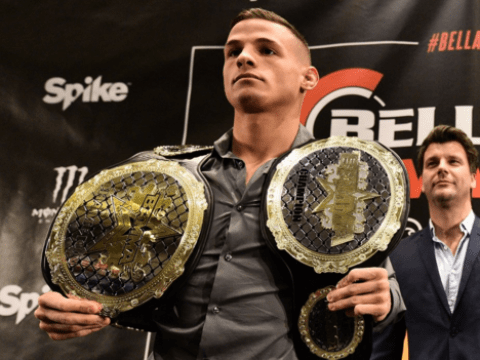 Bellator boss Scott Coker admits they are interested in signing BAMMA king Tom Duquesnoy