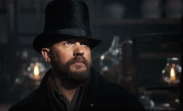 Taboo is set to shake up Saturday nights on the BBC (Picture: BBC)