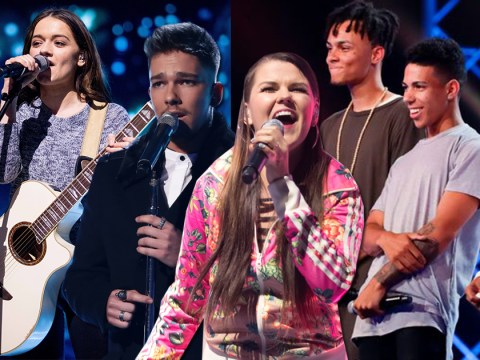 Dermot O'Leary reveals The X Factor semi-finalists have all at some point come top of public voting