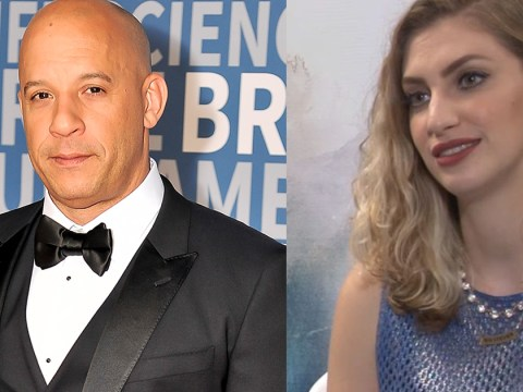 YouTube star objectified by Vin Diesel speaks out: 'I was completely uncomfortable'