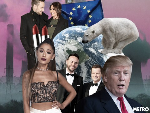 Please note: Just because I care about Ariana Grande that does not mean I don't care about world politics