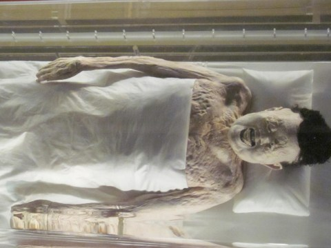 World's best preserved mummy still has own hair and teeth at 2,100 years old