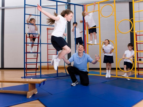 We need more PE – why are our children being made to sit down all day at school?