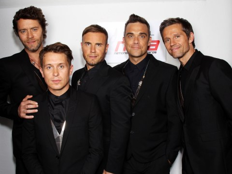 Take That reunion planned for Let It Shine finale in bid to boost viewing figures