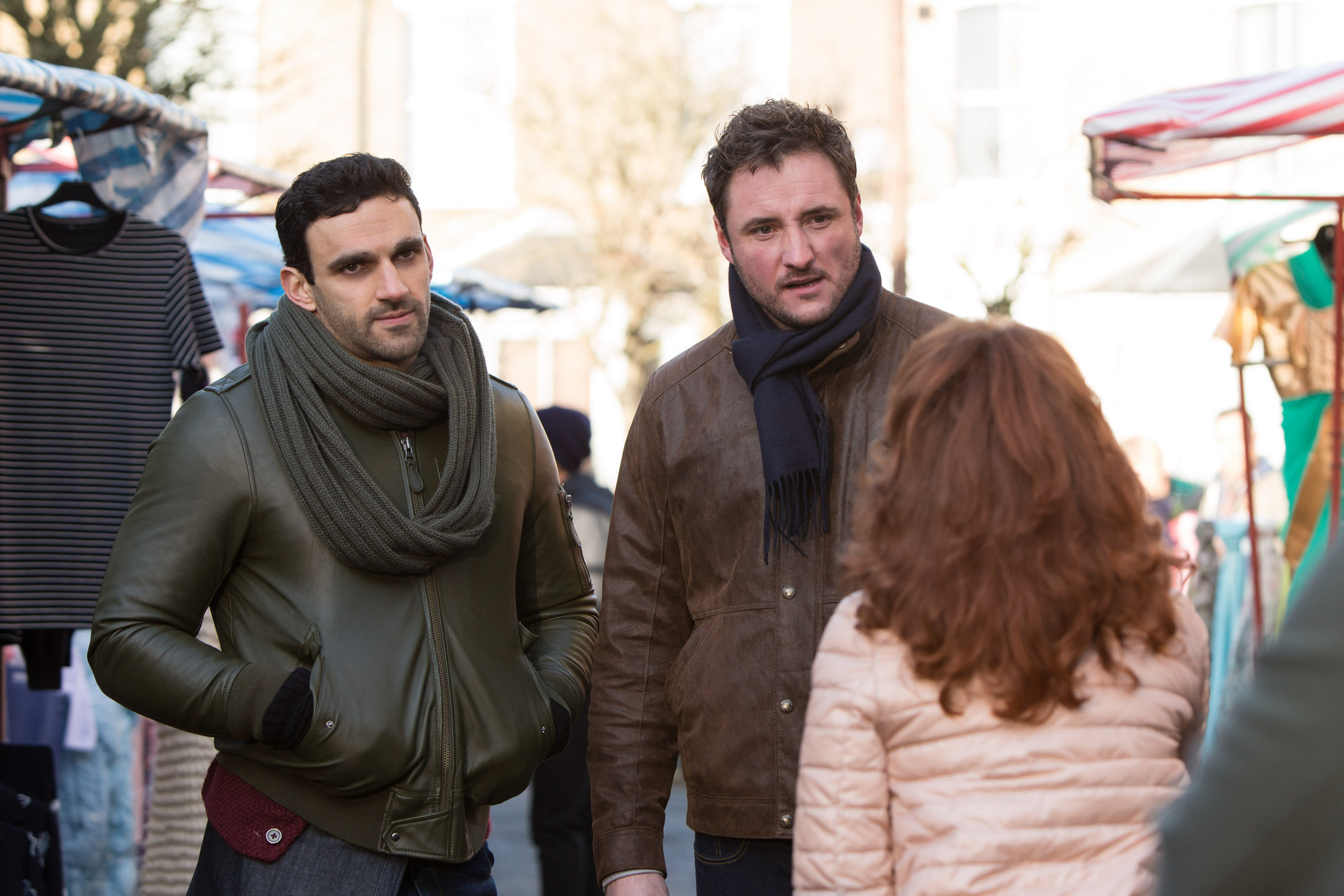 EastEnders spoilers: New clash in store for Martin Fowler and Kush Kazemi