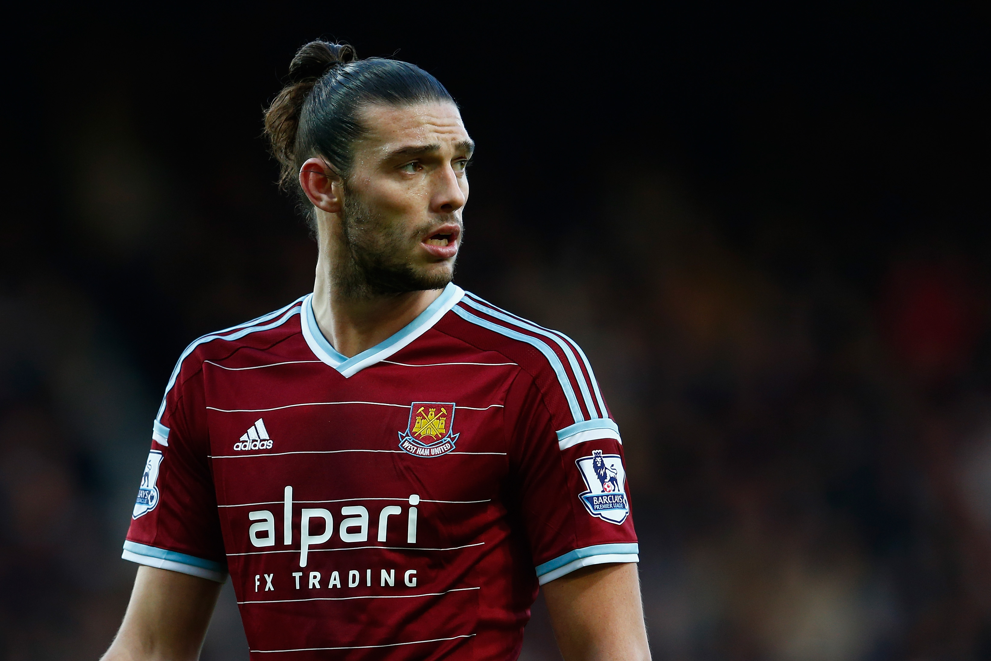 Andy Carroll names the toughest Premier League opponent he's ever faced