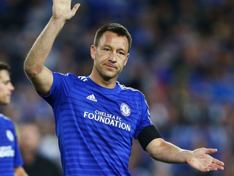 Martin Keown believes John Terry's playing days are numbered after FA Cup red card