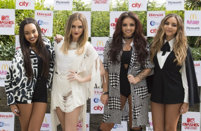 Little Mix will perform at the 2017 BRIT Awards (Picture: Getty Images)
