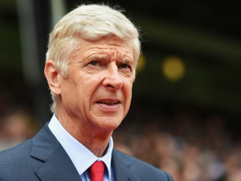 Arsene Wenger basically admits £17 million summer signing Lucas Perez was a temporary solution