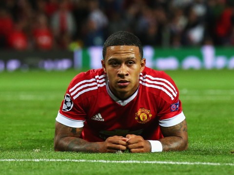 Manchester United's Memphis Depay is too expensive, says Nice president Jean-Pierre Rivere