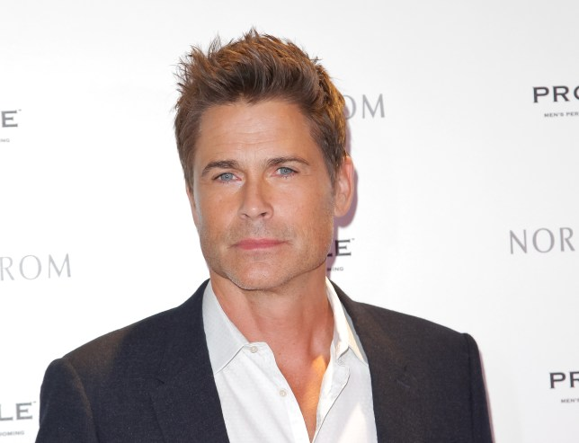 Rob Lowe has been attacked by fans (Picture: WireImage)