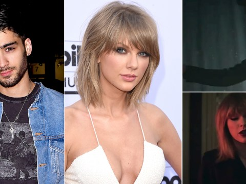 Taylor Swift and Zayn Malik turn up the heat in teaser for new Fifty Shades Darker single
