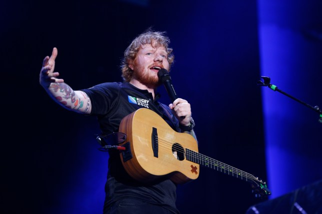 Ed Sheeran new songs Castle On The Hill and Shape Of You – Listen
