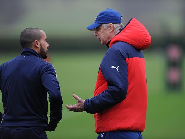 Theo Walcott claims Arsene Wenger went full Al Pacino in bid to kickstart Arsenal's title bid