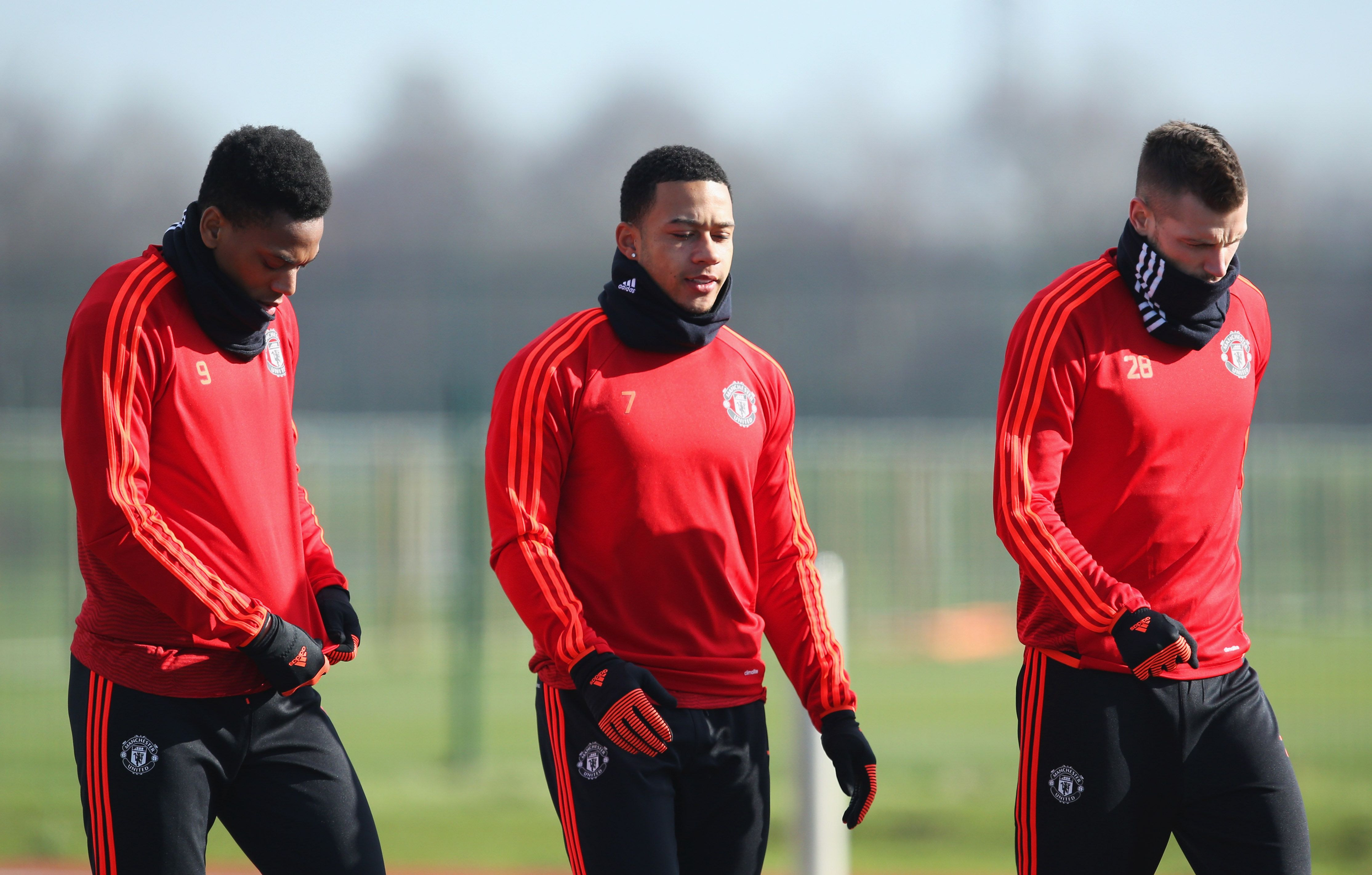Memphis Depay and Morgan Schneiderlin won't play for Manchester United again, says Jose Mourinho