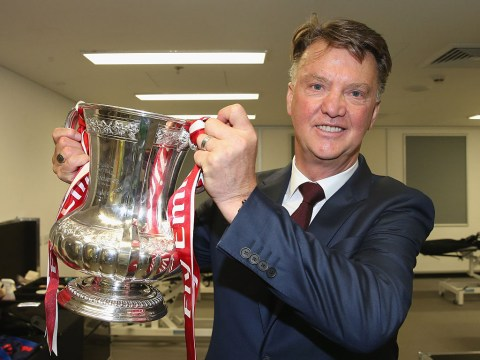 Manchester United winning the FA Cup was the biggest achievement of my career claims, Louis Van Gaal